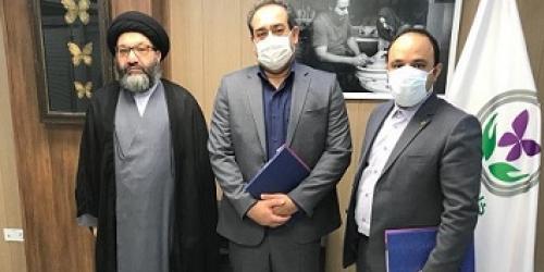 اختصاص هزینه خرید هدایای نوروزی صرافی سینا به بیماران خاص